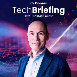 Tech Briefing mit Christoph Keese